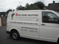 Attic Stairs Solutions - Cork | Munsters Folding Attic ...