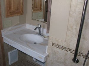 Handicap/wheelchair Accessible Sink