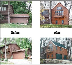 Local home addition, renovation and design contractor serving Minneapolis / St. Paul and surrounding suburbs