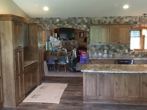 Elk River Kitchen Remodel