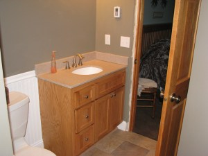 Becker, MN Bathroom Remodel