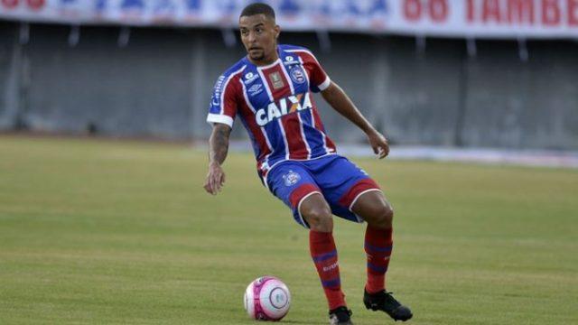 Jogador do Bahia é destaque em desarmes no brasileirão