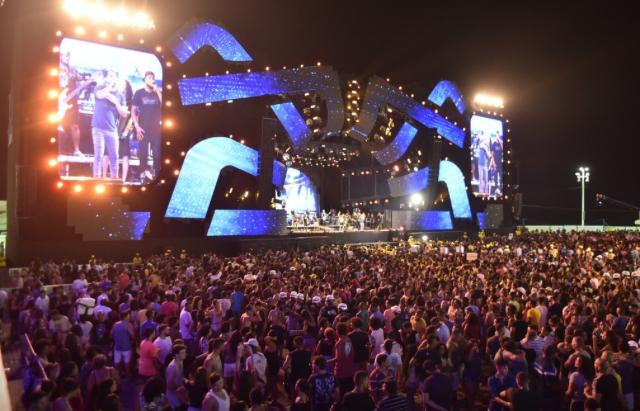 Confira como foi o primeiro dia do Show da Virada em Salvador