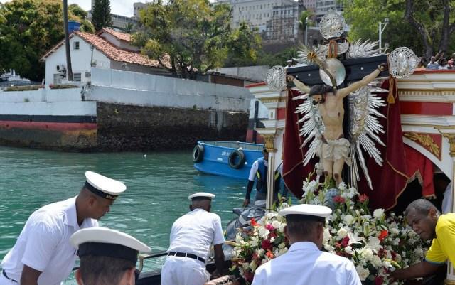 Festejos para a Nossa Senhora da Boa Viagem e Senhor Bom Jesus dos Navegantes