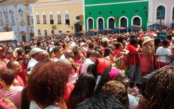 Festividades à Santa Bárbara