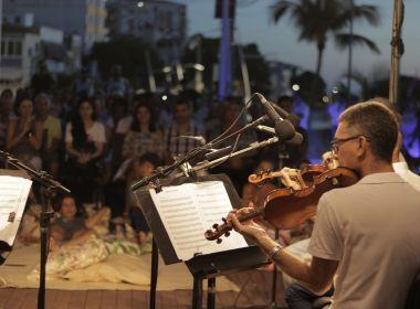 Forte de São Diogo recebe a Orquestra Sinfônica da Bahia