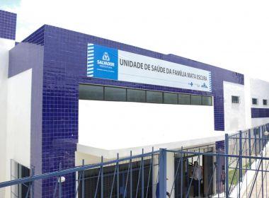 Prefeito ACM Neto inaugurou nova Unidade de Saúde da Família