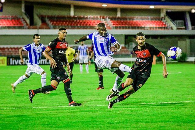 Vitória empata em jogo de estreia na Copa do Nordeste