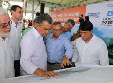 Hospital Geral Clériston Andrade será ampliado