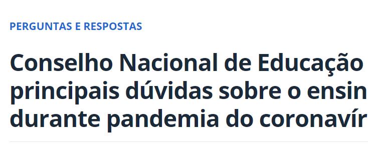 Conselho Nacional de Educação Attilla Torres