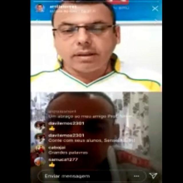 Live Gracie Barra Bonfim com Mestre Attilla Torres