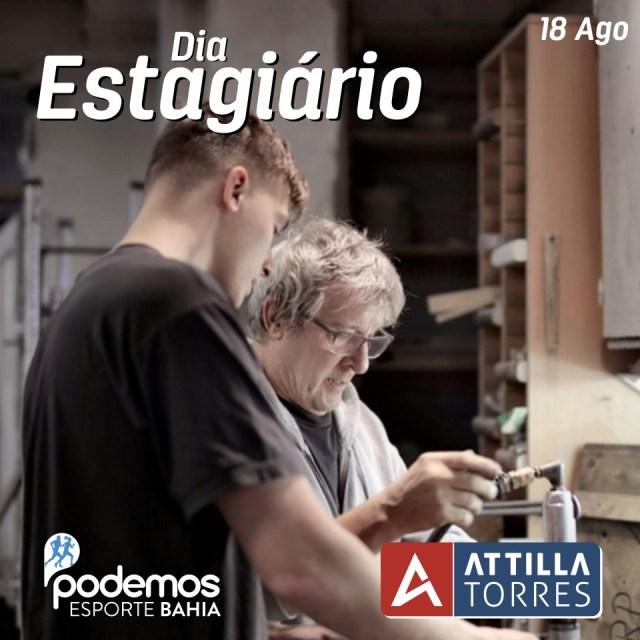 18 AGO- DIA DO ESTAGIÁRIO