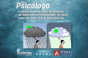 27 AGO- DIA DO PSICÓLOGO