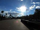 Sole e cielo.