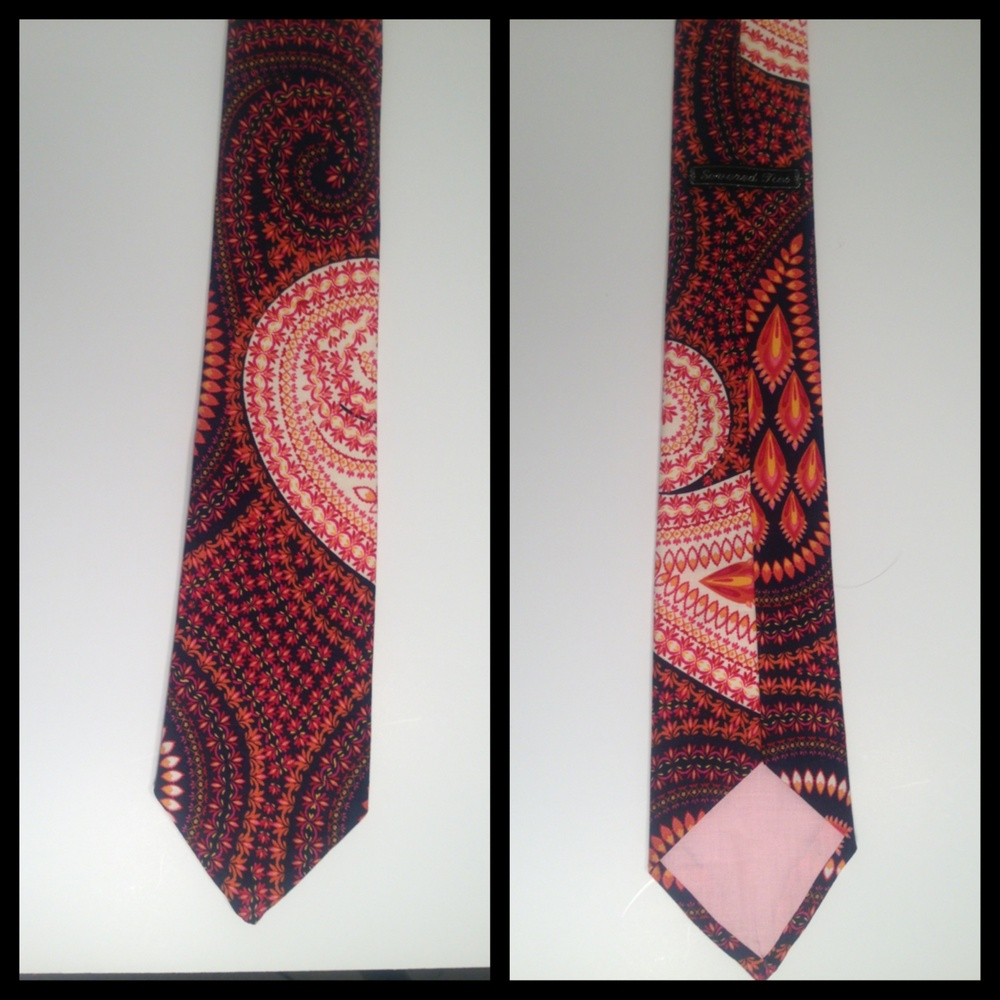 Choose The Right Tie For Your Body And Face Type (B