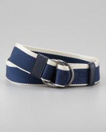 A casual belt