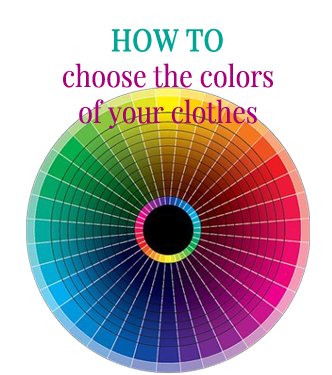 How to choose the colors of your clothes by Attire Club