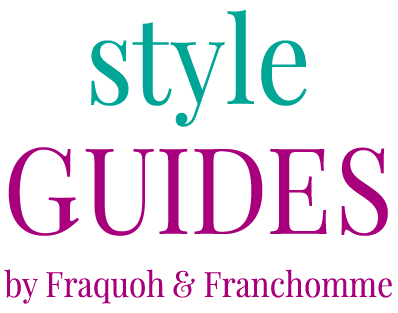 Style guidesby Fraquoh and Franchomme