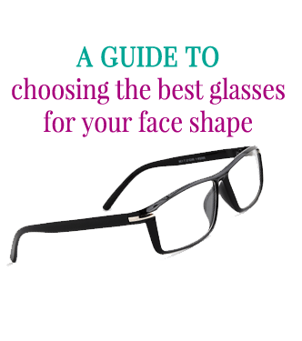 The guide to choosing the best glasses for your face shape by Attire Club