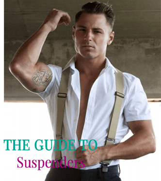 The guide to suspenders by Attire Club