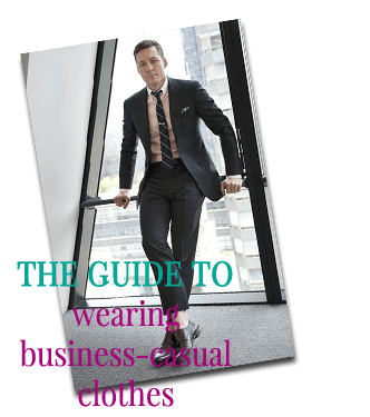 The guide to wearing business casual clothes by Attire Club