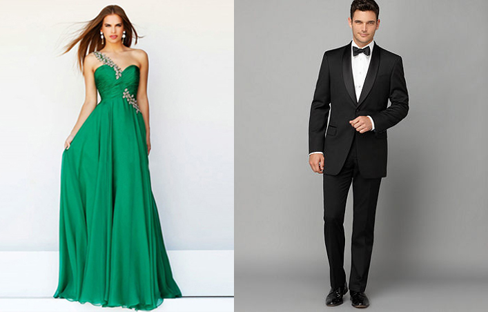 Prom Style Should You Match Your Date Attire Club By F Amp F