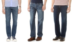 Relaxed Cut Jeans