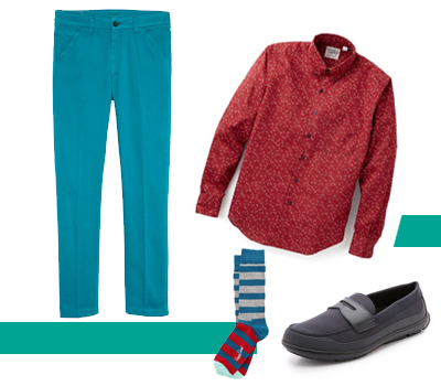 Outfit_Red_Attire_Club