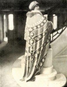 First fashion photograph