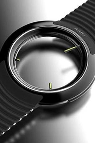 Minimal contrast watch
