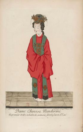 Chinese Mandarine Dame