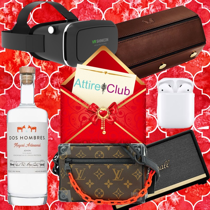 The 2020 Guide To Valentine S Day Style And Gifts Attire Club By