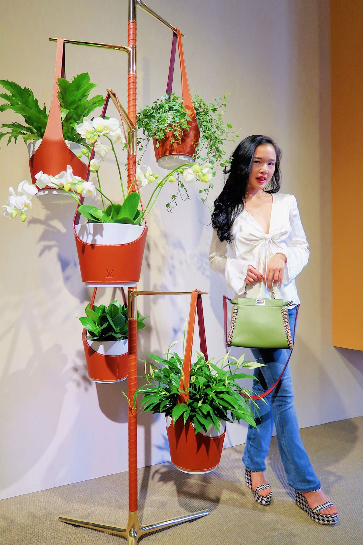 Louis Vuitton X Objet Nomade | Travel Collection 2018 | Milan Art Exhibit