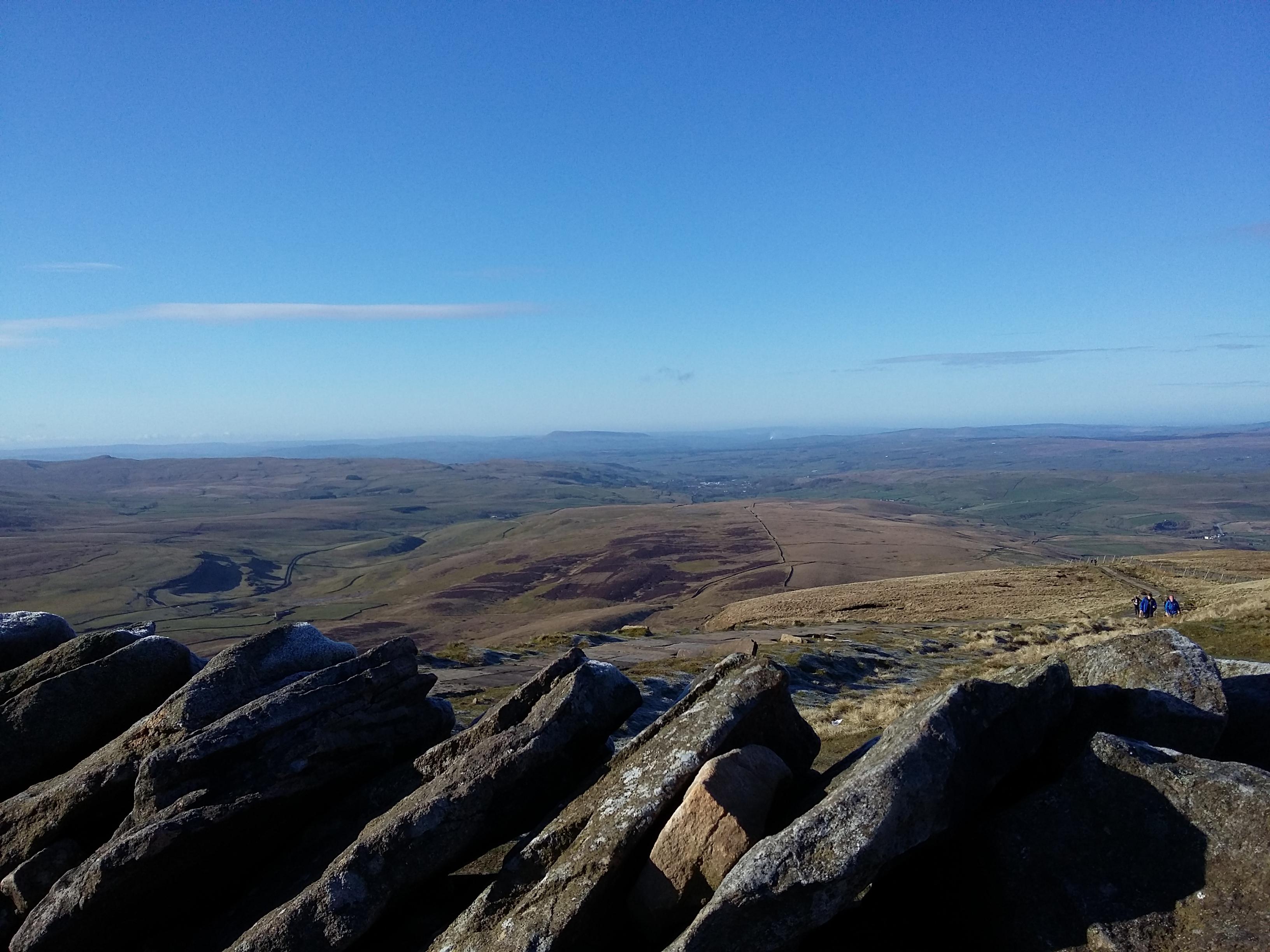 The Yorkshire 3 Peaks