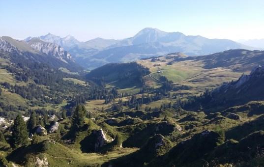 Alpine Pass Route video