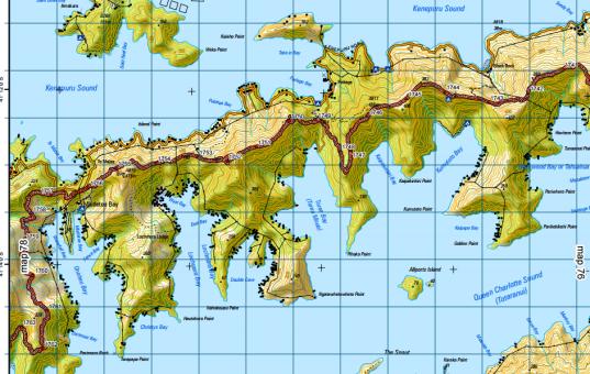 Planning for Te Araroa