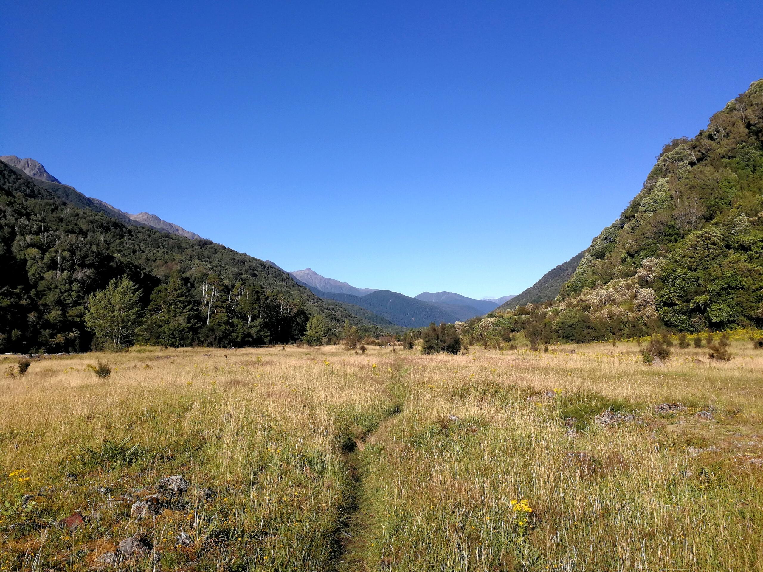 Te Araroa part 4 - Boyle to Arthur's Pass