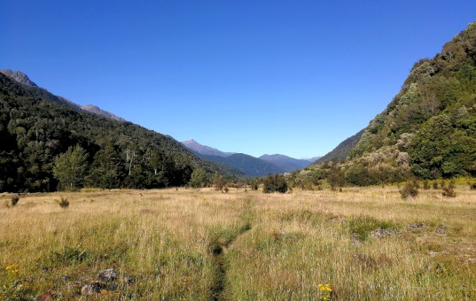 Te Araroa part 4 – Boyle to Arthur's Pass