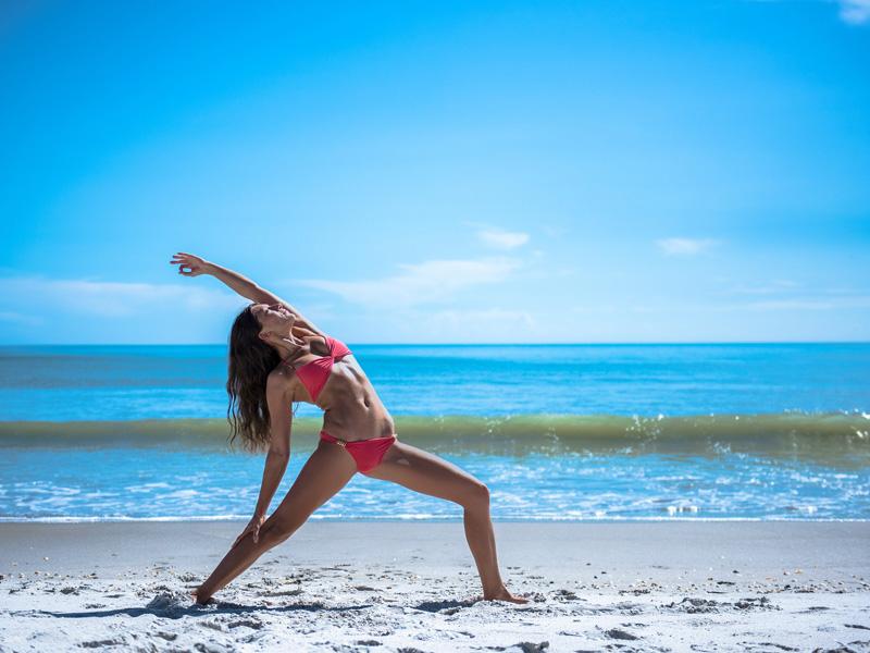 yoga sexy