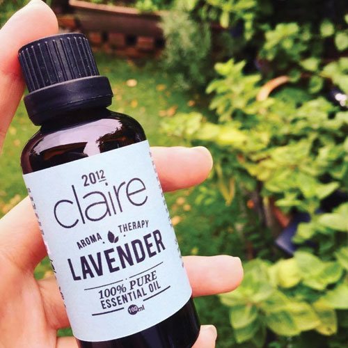 Claire Lavender Essential Oil 2