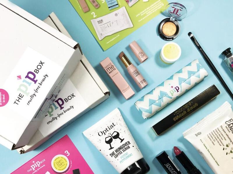 Cruelty free beauty box 4