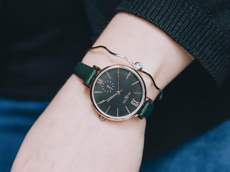Hurtig Lane Vegan watch