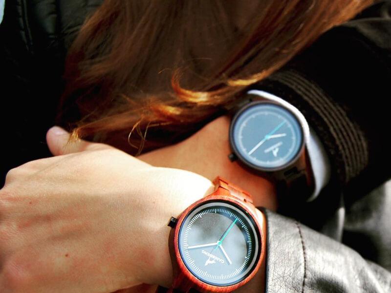 Canisberg Vegan watches