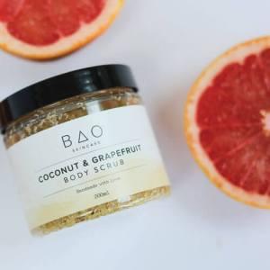 Bao Grapefruit Body Scrub
