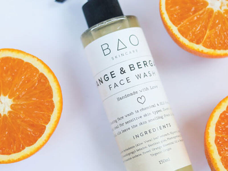 Bao Natural Face Wash