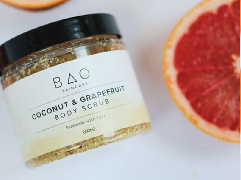 Bao Natural Body Scrub