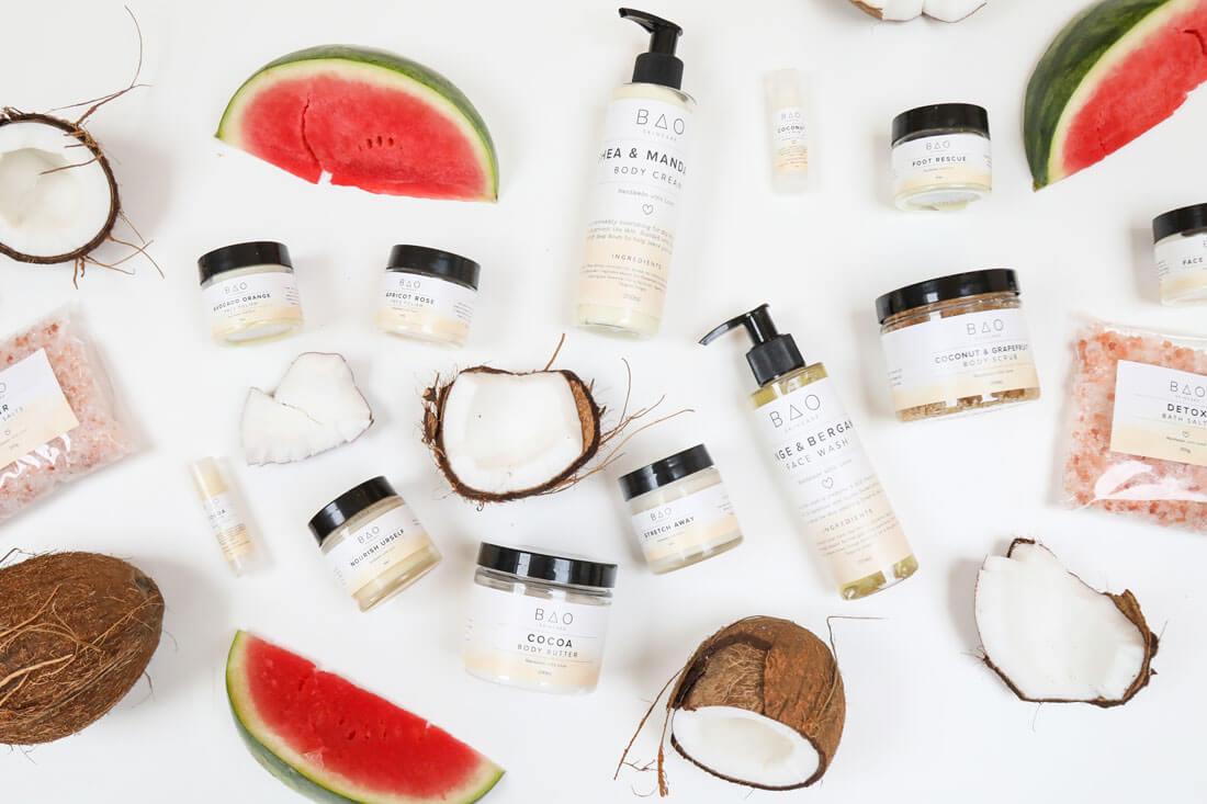 Bao Skincare Natural Beauty