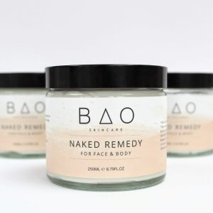 Naked Body & Face Cream