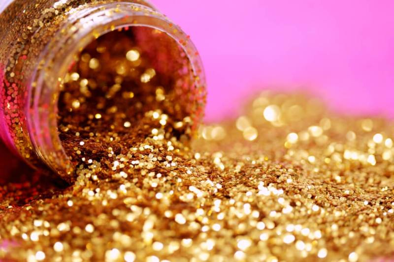 Eco-Friendly Glitter