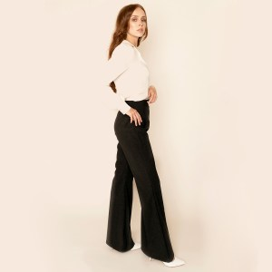 Attitude Organic Cobie Shimmery Ethical Trousers